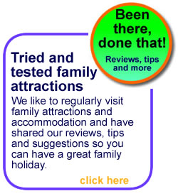Tried and tested family holidays - reviews, tips and suggestions